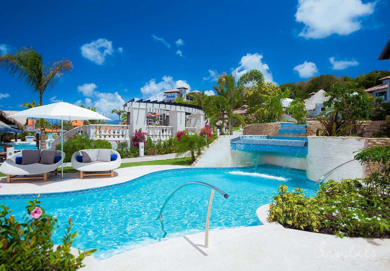 Travel Agency All-Inclusive Resort Sandals La Source Grenada 019