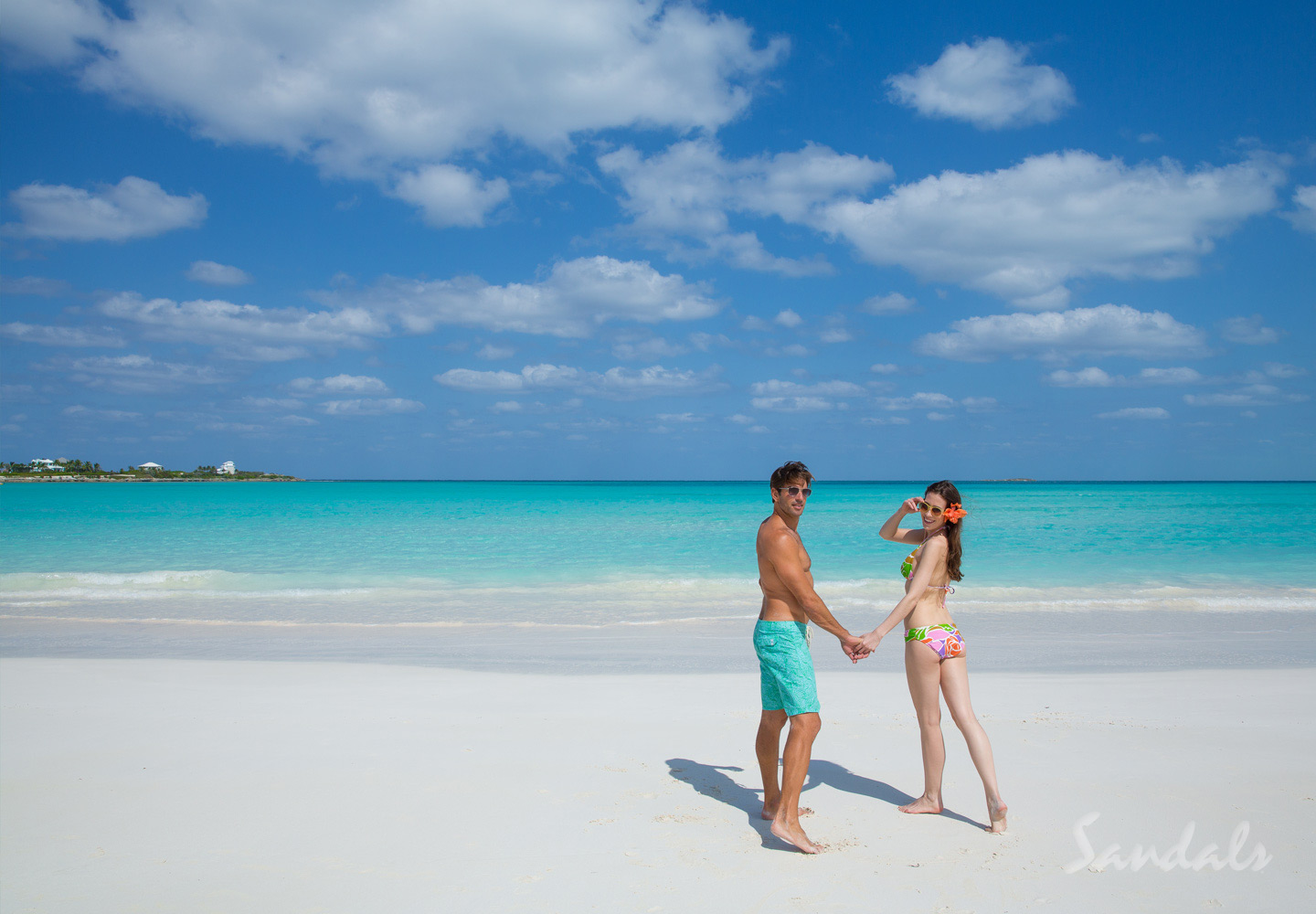 Travel Agency All-Inclusive Resort Sandals Emerald Bay 098