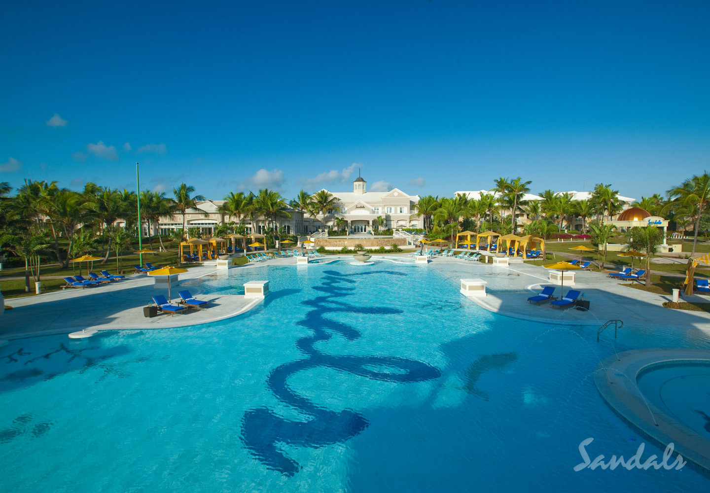 Travel Agency All-Inclusive Resort Sandals Emerald Bay 070