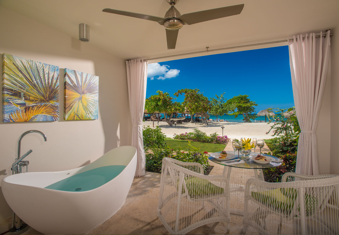 Travel Agency All-Inclusive Resort Sandals Montego Bay 077