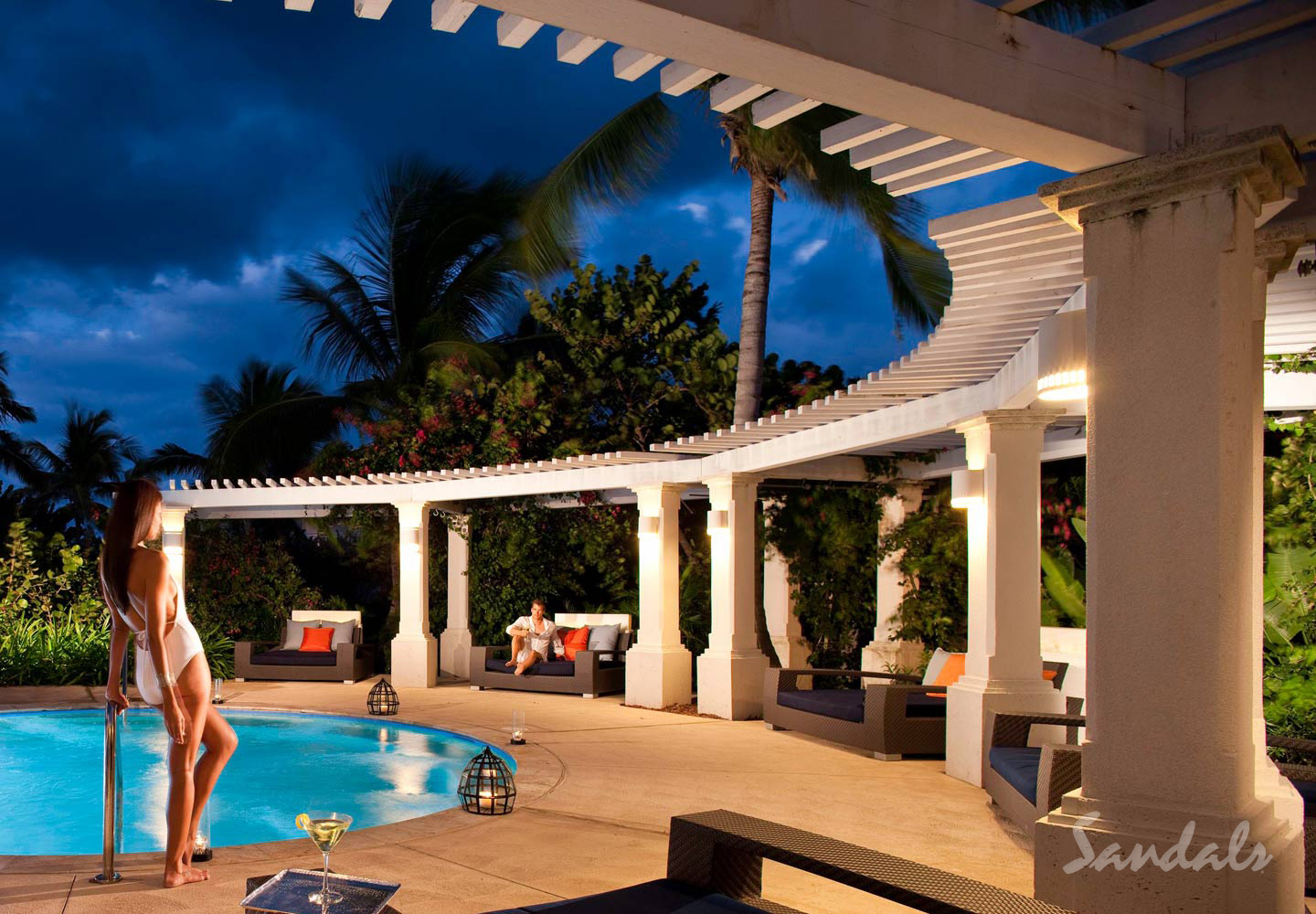 Travel Agency All-Inclusive Resort Sandals Emerald Bay 048