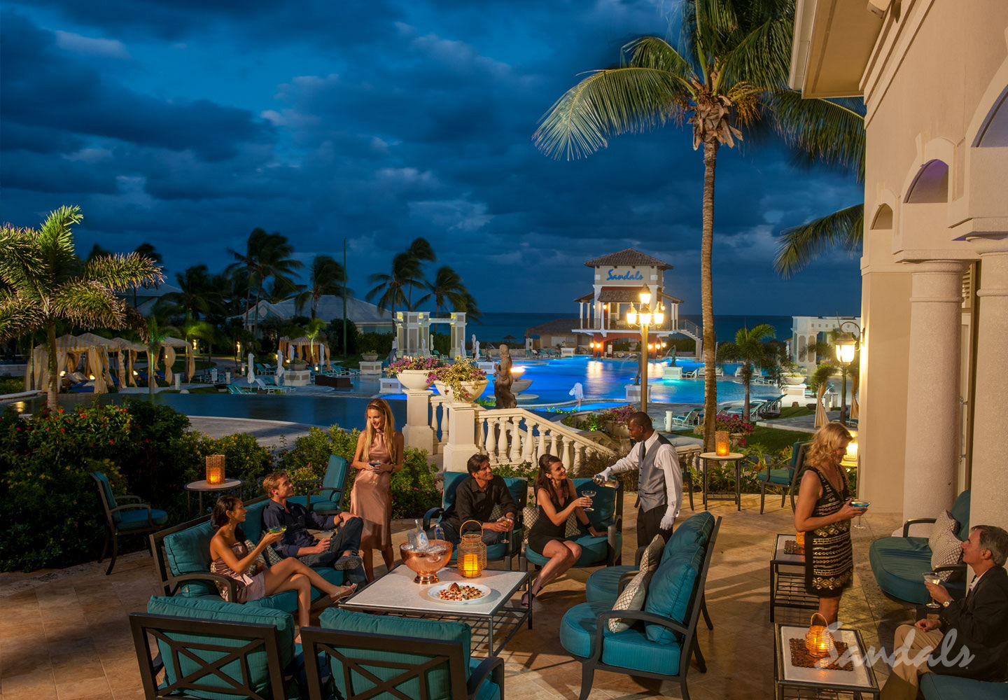 Travel Agency All-Inclusive Resort Sandals Emerald Bay 092