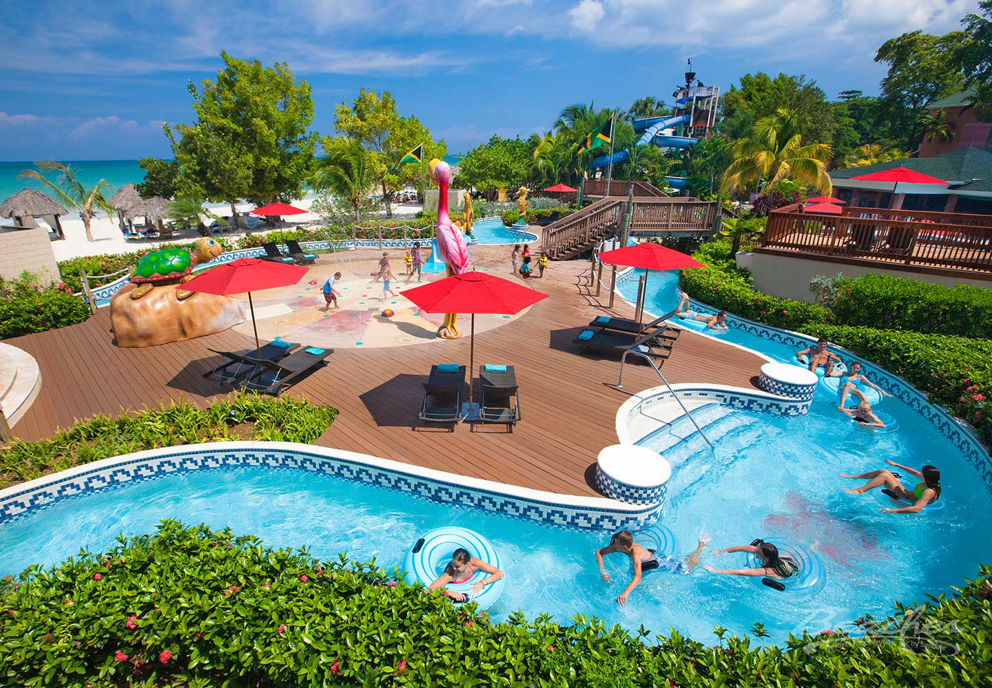 Travel Agency All-Inclusive Resort Beaches Negril 041