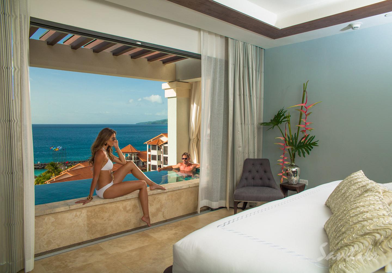 Travel Agency All-Inclusive Resort Sandals La Source Grenada 090