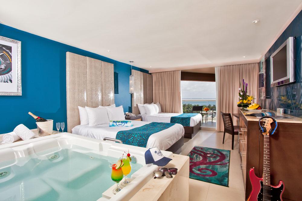 Travel Agency All-Inclusive Resort Hard Rock Cancun 15