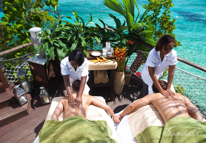 Travel Agency All-Inclusive Resort Sandals Ochi 095