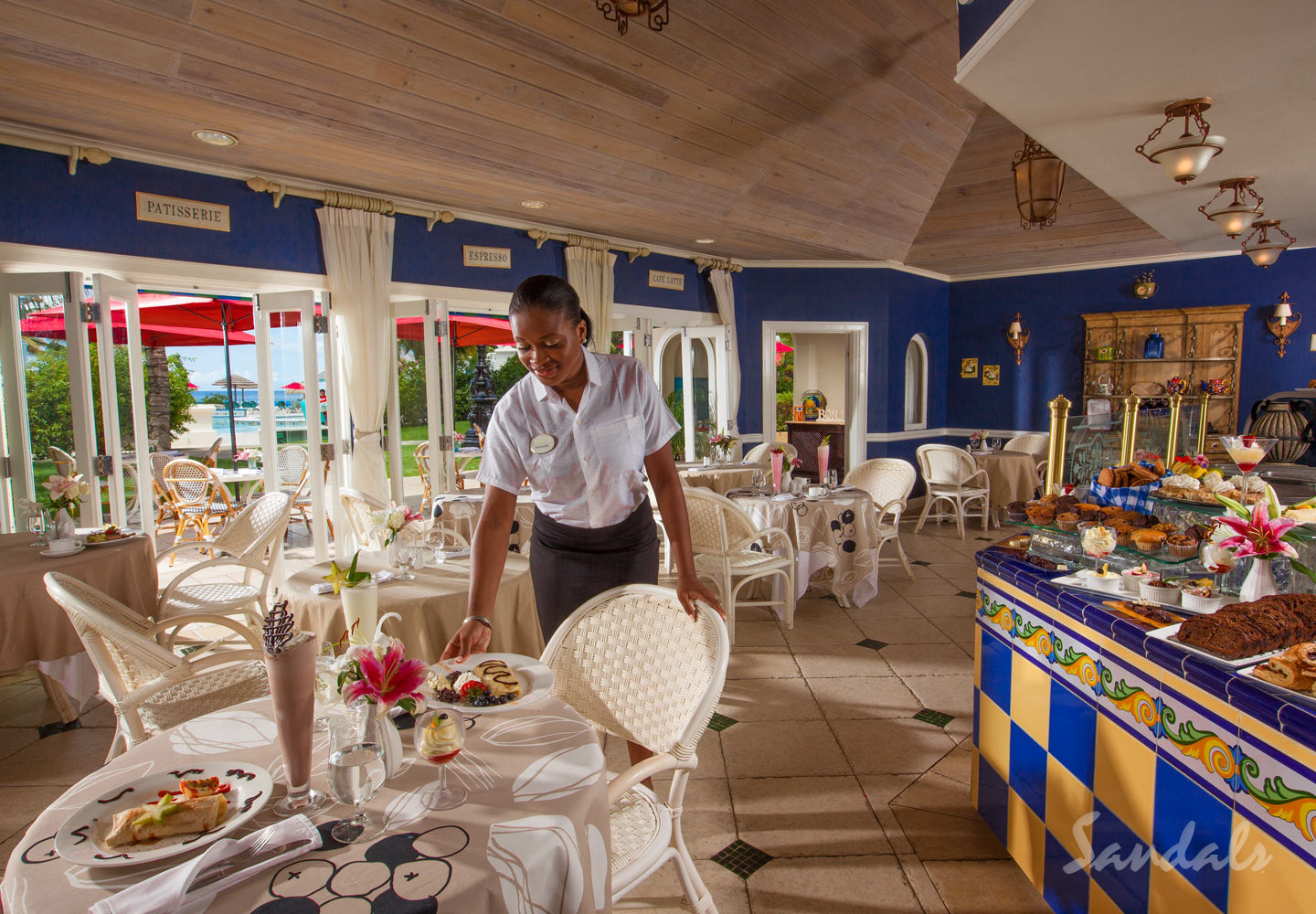 Travel Agency All-Inclusive Resort Sandals Grande St Lucian 57
