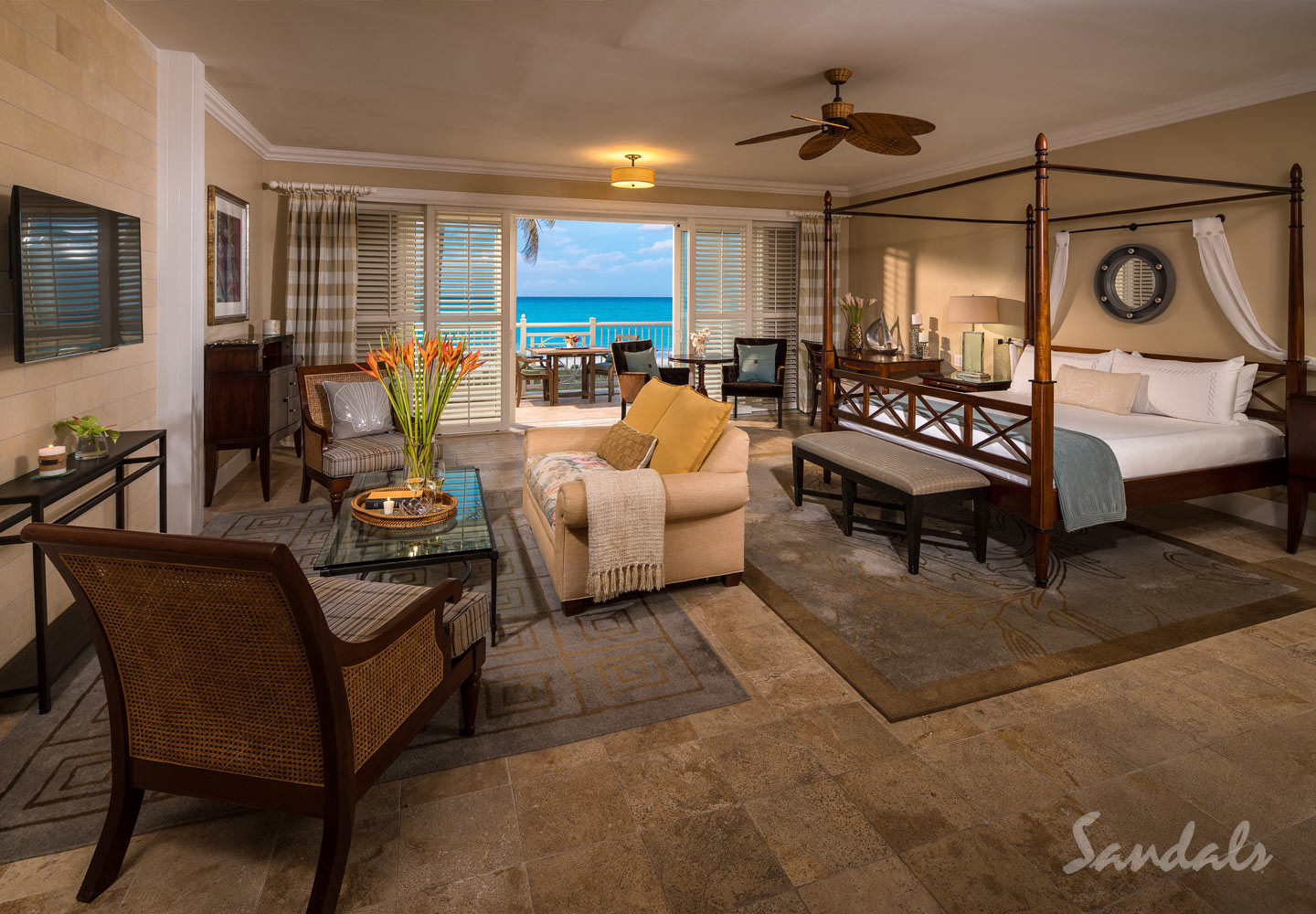 Travel Agency All-Inclusive Resort Sandals Emerald Bay 128