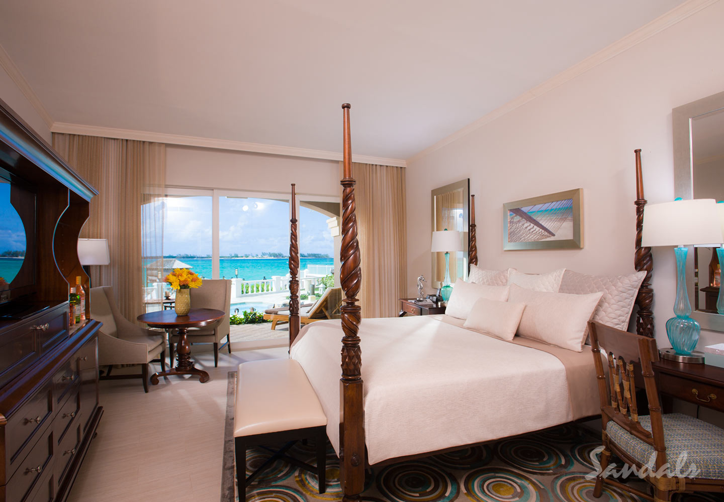 Travel Agency All-Inclusive Resort Sandals Royal Bahamian 035