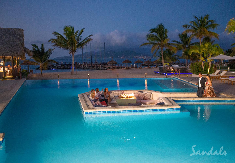 Travel Agency All-Inclusive Resort Sandals La Source Grenada 125