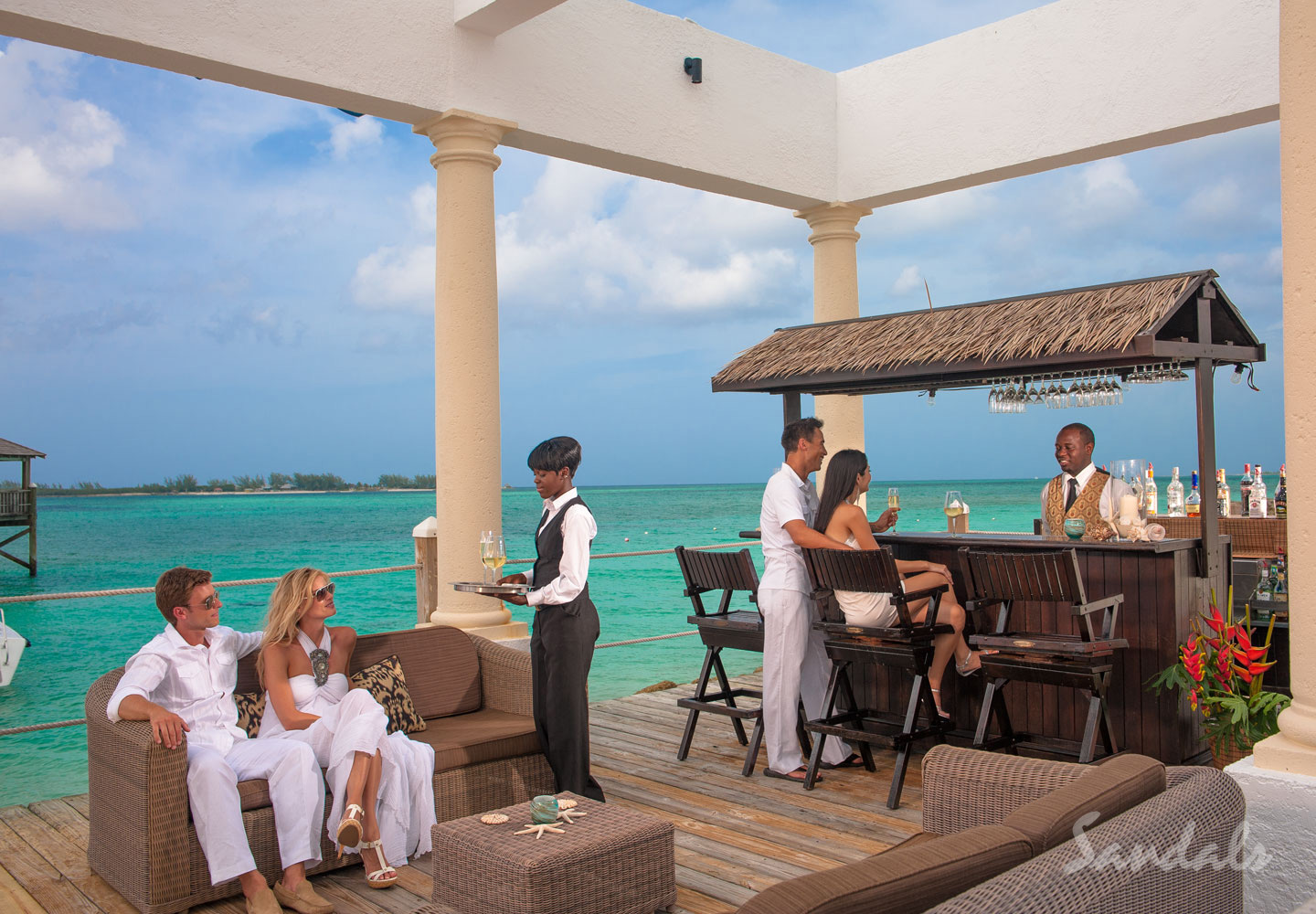 Travel Agency All-Inclusive Resort Sandals Royal Bahamian 117