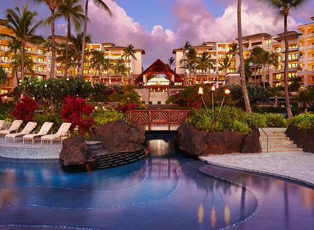Top 10 Resorts in Hawaii