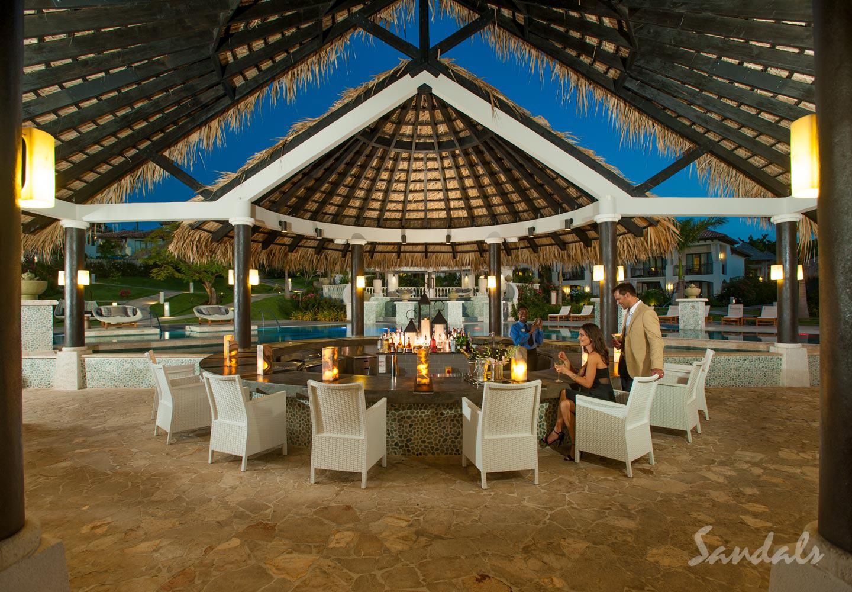 Travel Agency All-Inclusive Resort Sandals La Source Grenada 122
