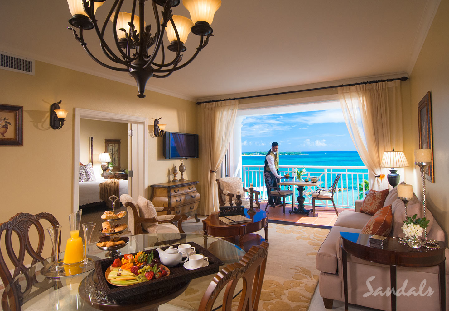Travel Agency All-Inclusive Resort Sandals Royal Bahamian 038