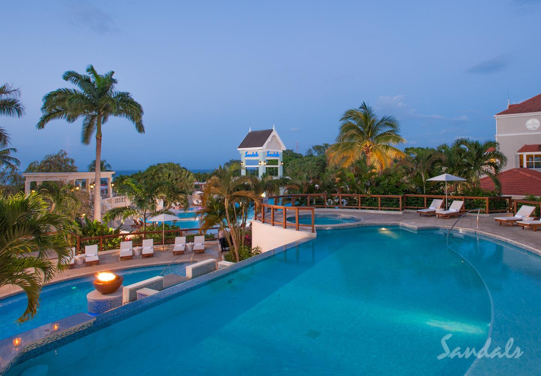 Travel Agency All-Inclusive Resort Sandals Ochi 169