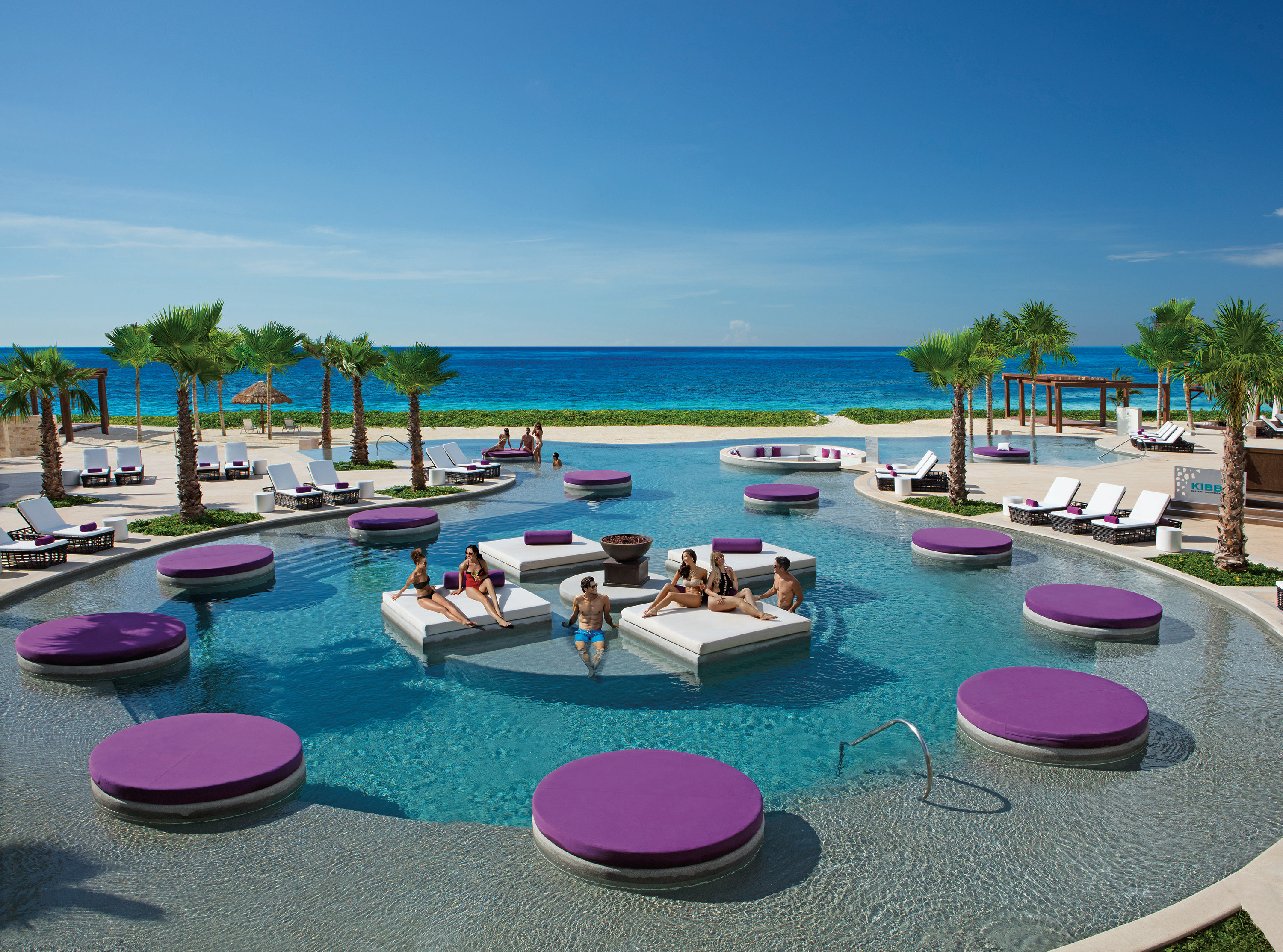 Travel Agency All-Inclusive Resort Breathless Riviera Cancun 07