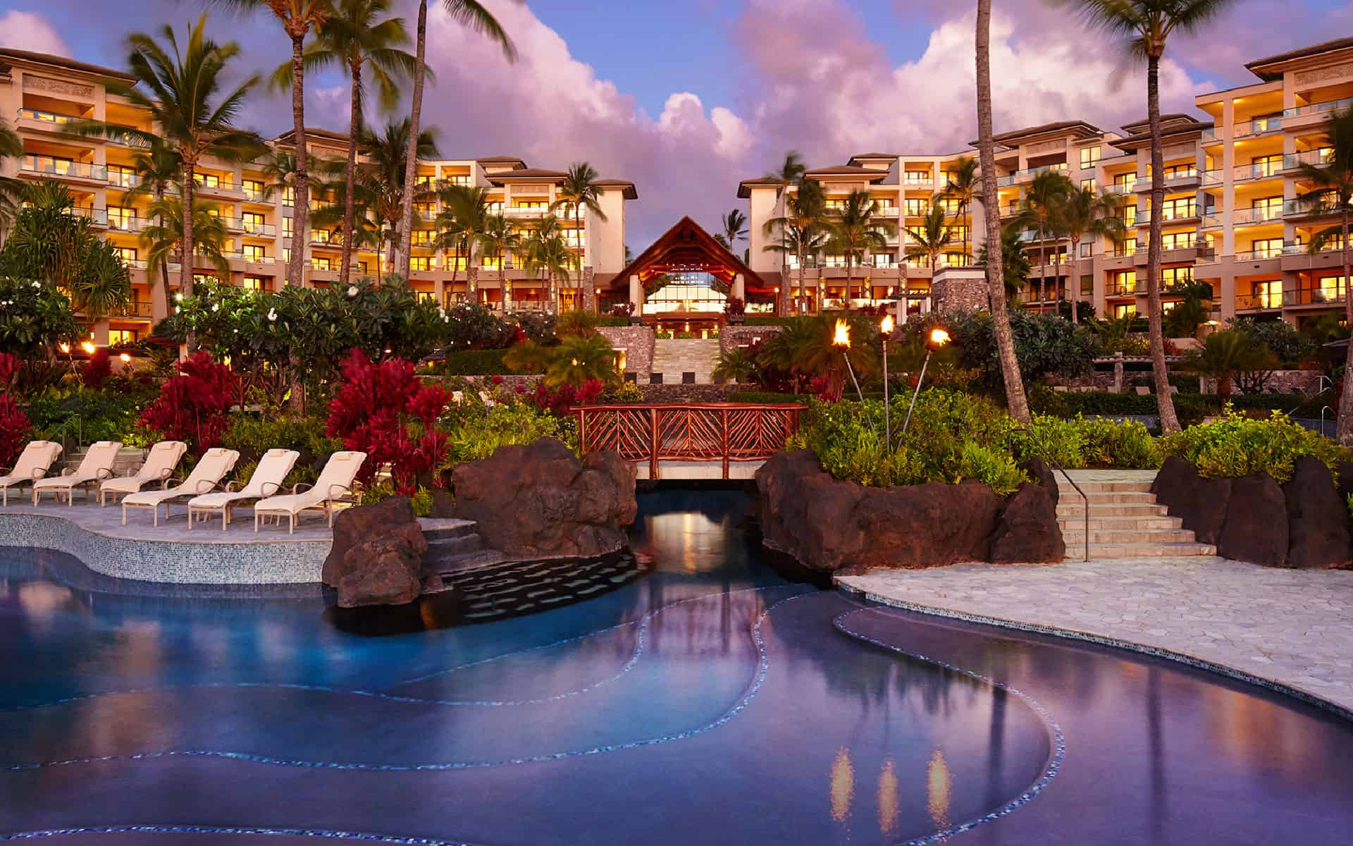 Travel Agency Hawaii Resort Montage Kapa