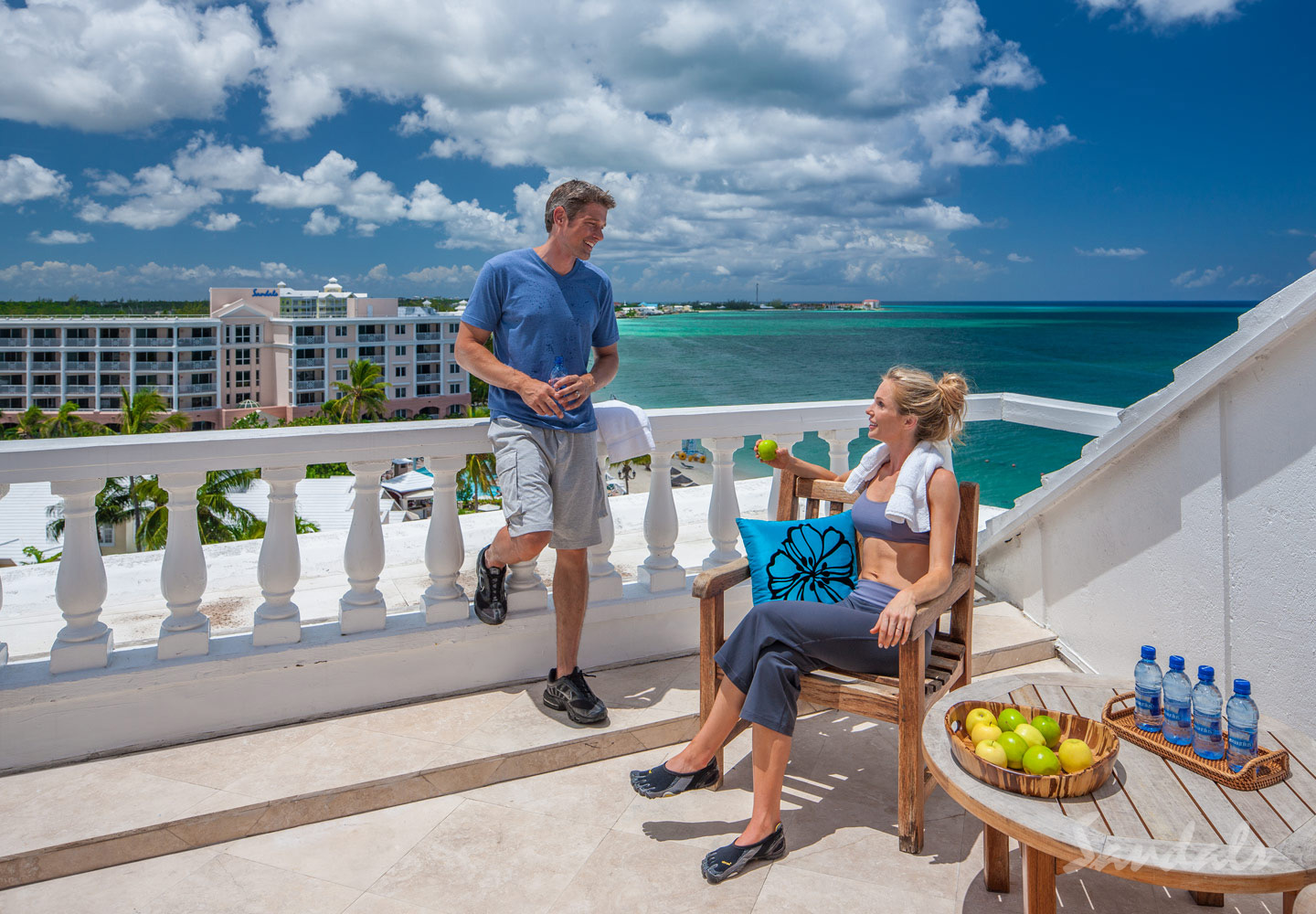 Travel Agency All-Inclusive Resort Sandals Royal Bahamian 107