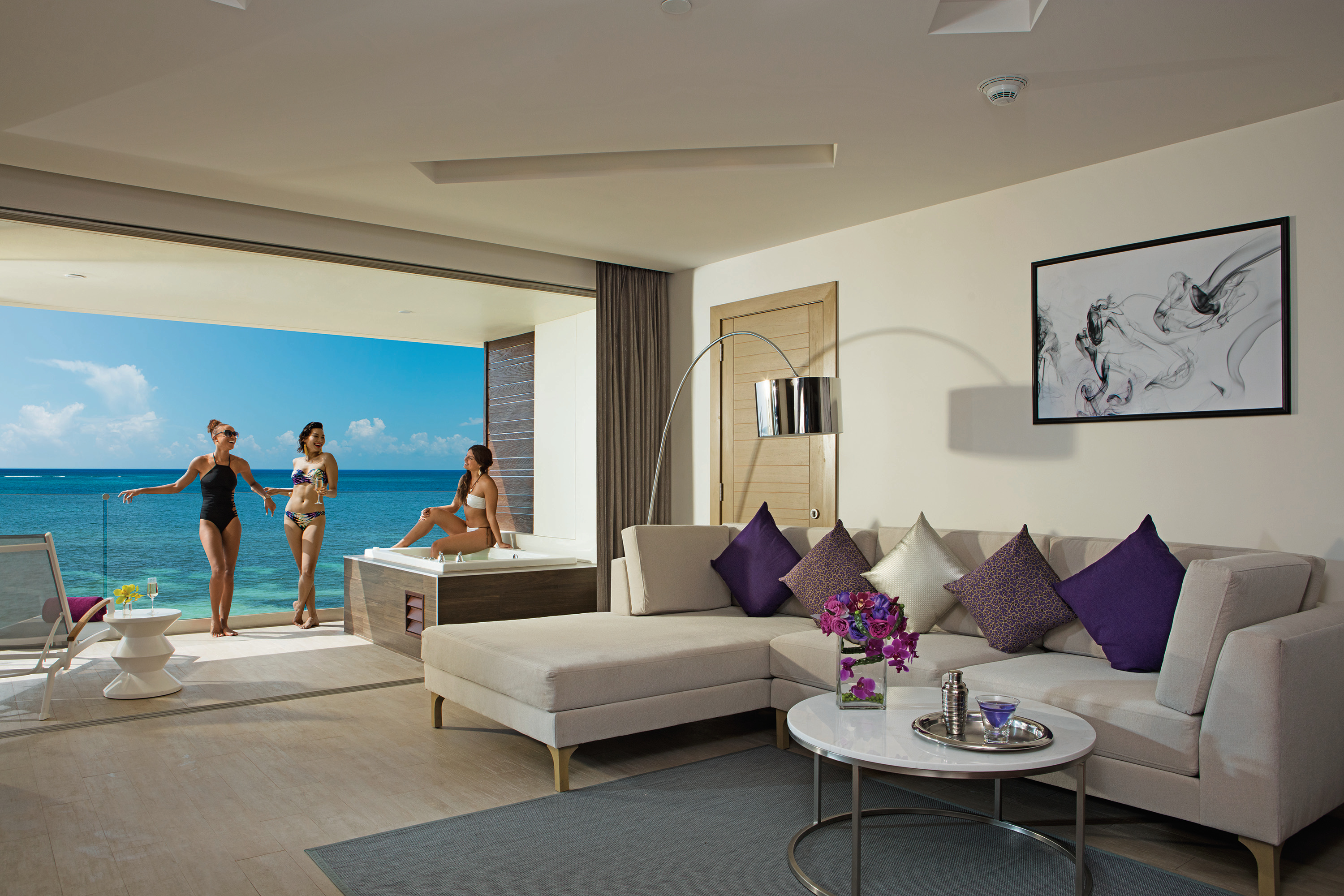 Travel Agency All-Inclusive Resort Breathless Riviera Cancun 17k