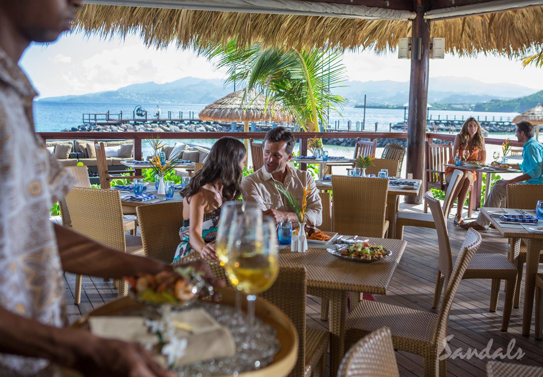 Travel Agency All-Inclusive Resort Sandals La Source Grenada 110