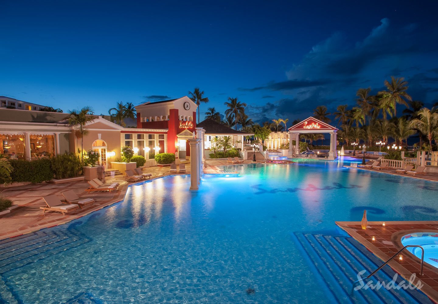 Travel Agency All-Inclusive Resort Sandals Royal Bahamian 065