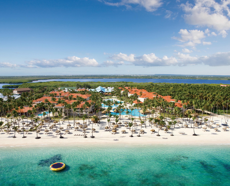 Travel Agency All-Inclusive Resort Dreams Palm Beach 01