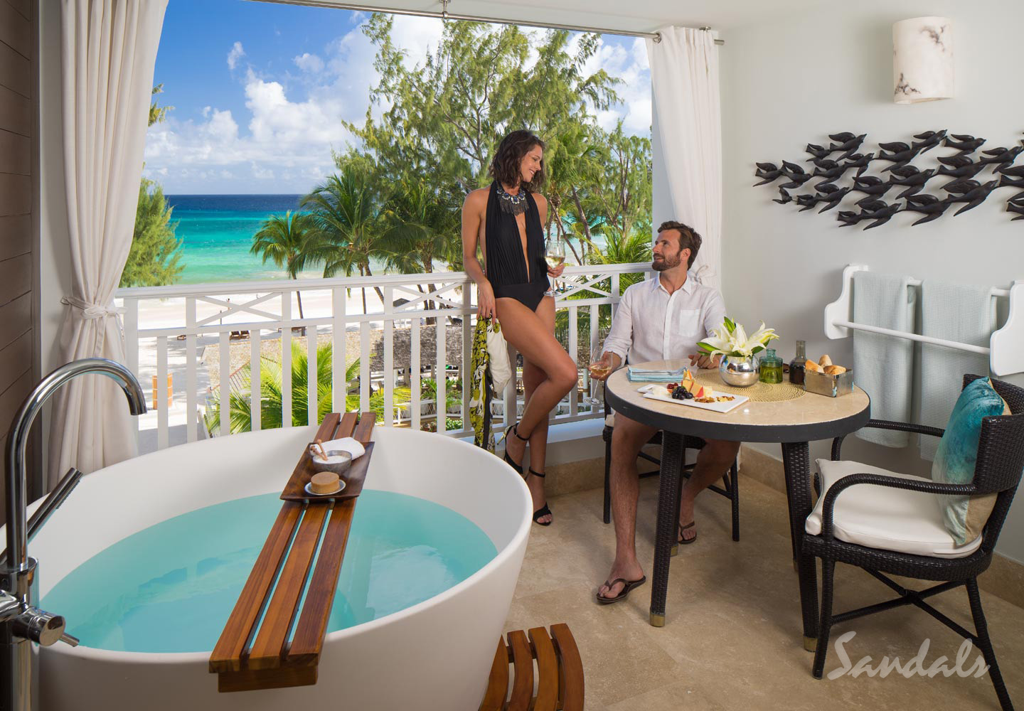 Travel Agency All-Inclusive Resort Sandals Barbados 26