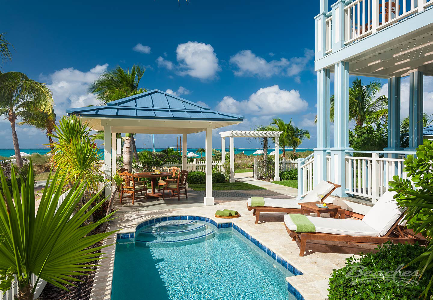 Travel Agency All-Inclusive Resort Beaches Turks and Caicos 115