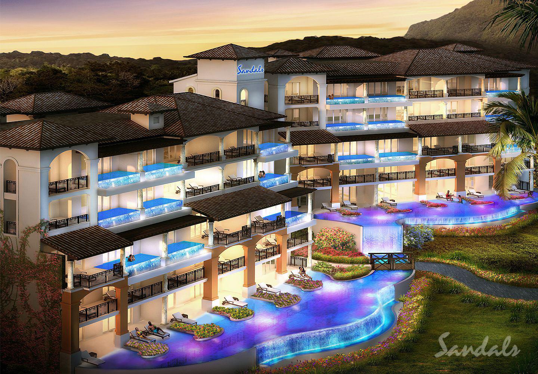 Travel Agency All-Inclusive Resort Sandals La Source Grenada 144