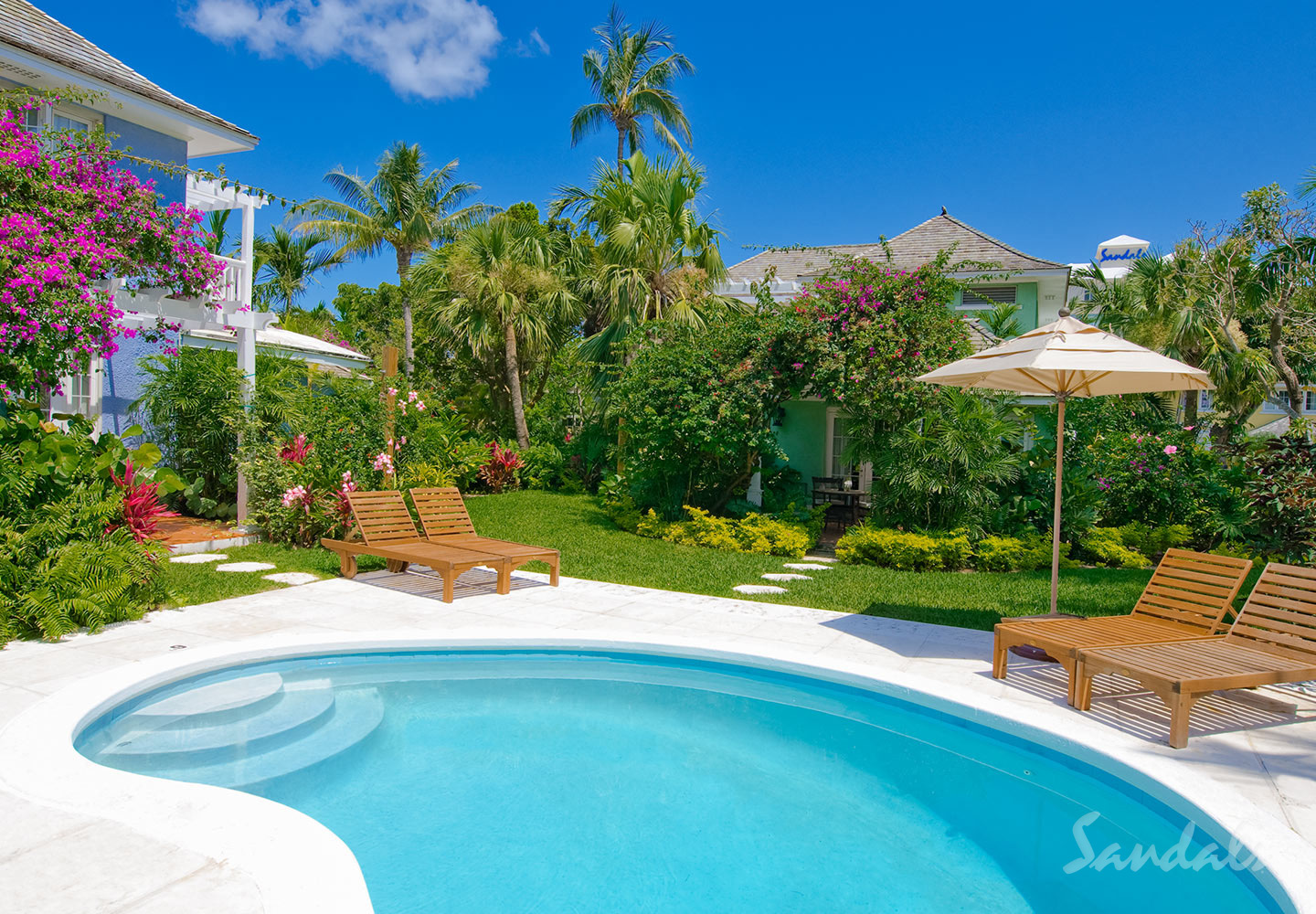 Travel Agency All-Inclusive Resort Sandals Royal Bahamian 023