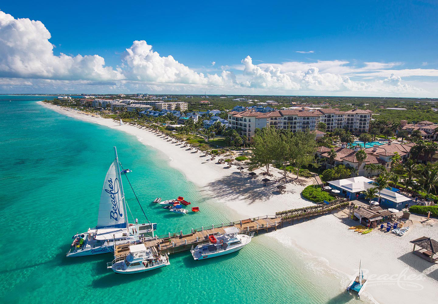 Travel Agency All-Inclusive Resort Beaches Turks and Caicos 151