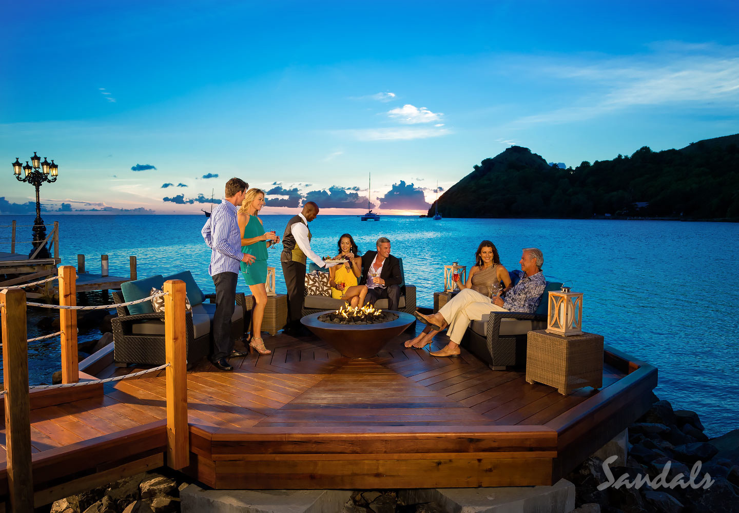 Travel Agency All-Inclusive Resort Sandals Grande St Lucian 48