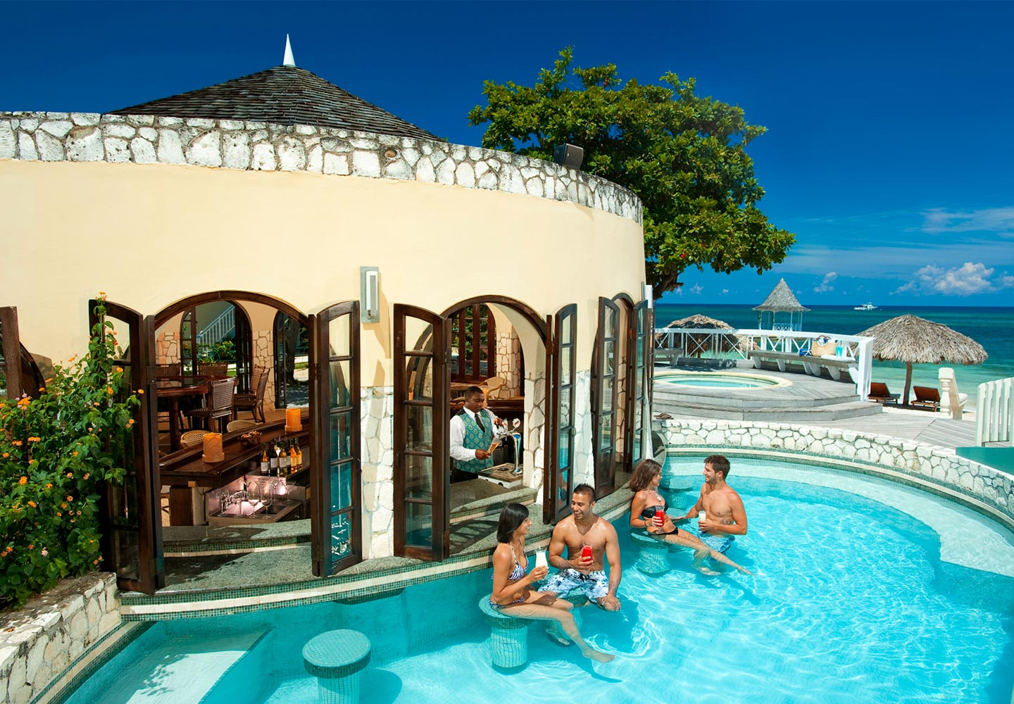 Travel Agency All-Inclusive Resort Sandals Montego Bay 037