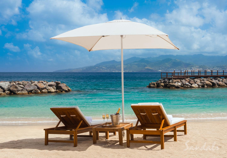 Travel Agency All-Inclusive Resort Sandals La Source Grenada 029