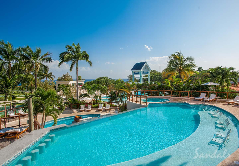 Travel Agency All-Inclusive Resort Sandals Ochi 155