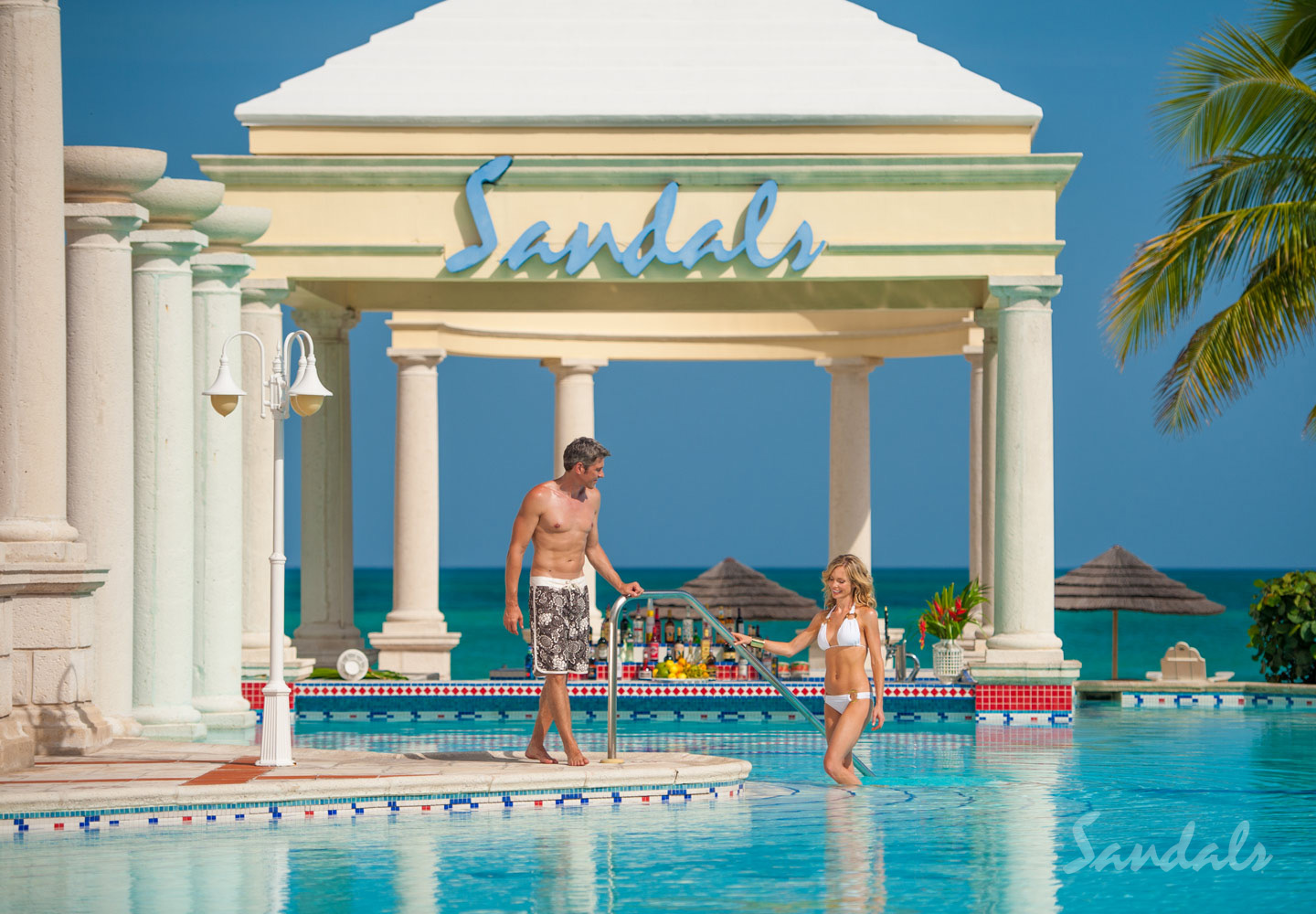 Travel Agency All-Inclusive Resort Sandals Royal Bahamian 095