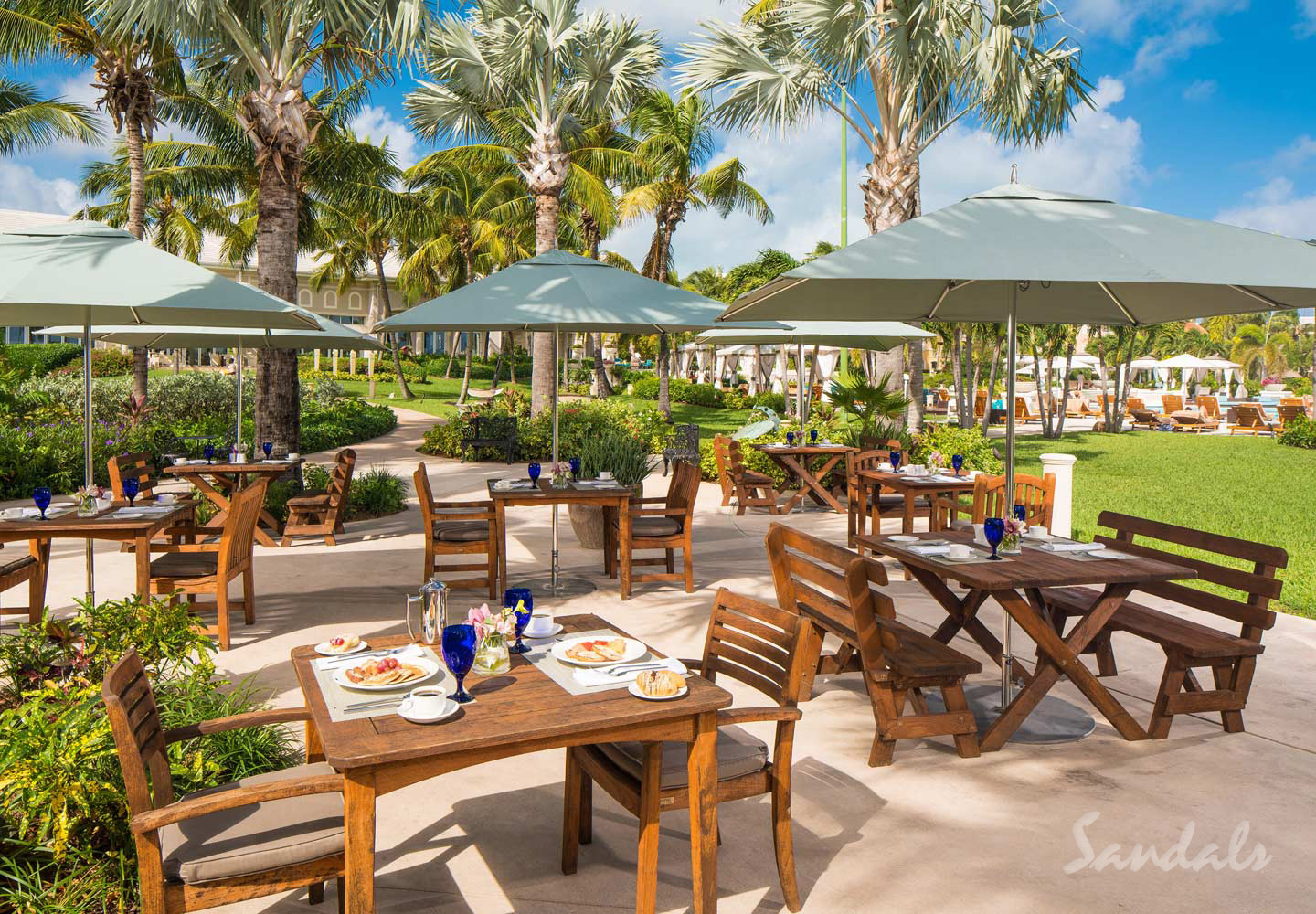 Travel Agency All-Inclusive Resort Sandals Emerald Bay 129