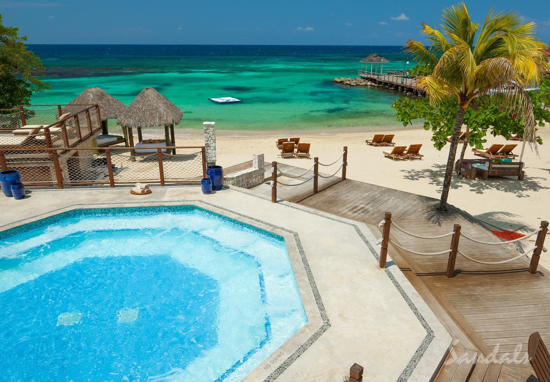 Travel Agency All-Inclusive Resort Sandals Ochi 063