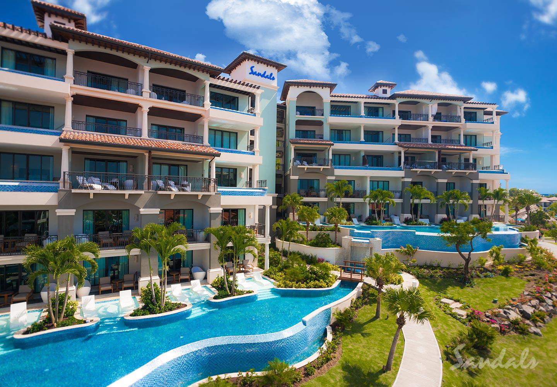Travel Agency All-Inclusive Resort Sandals La Source Grenada 002