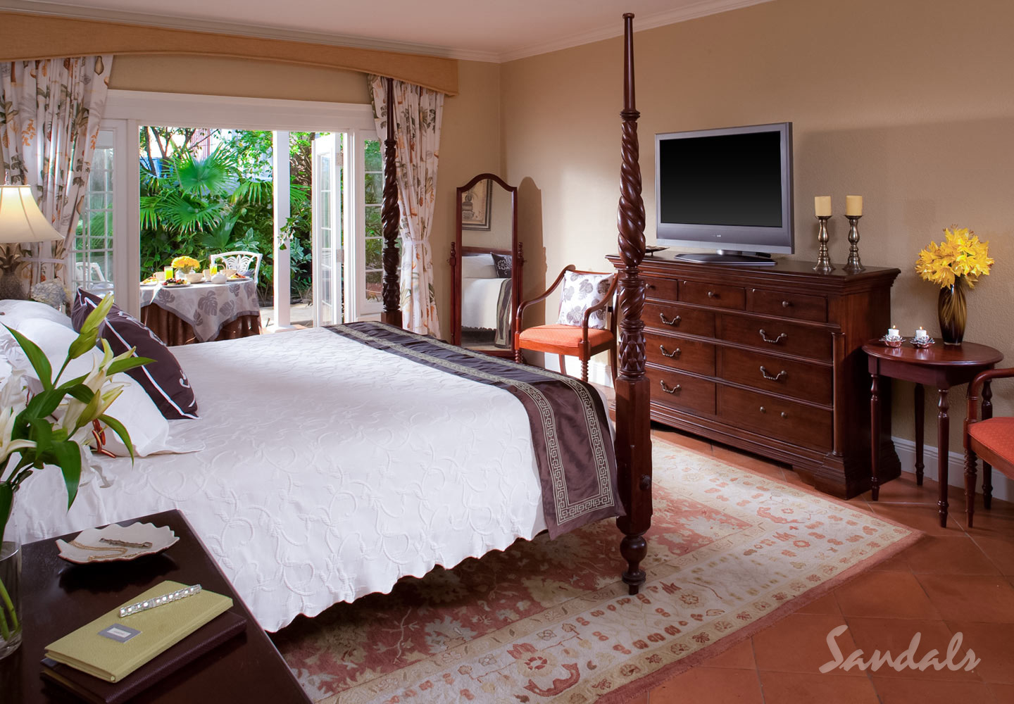 Travel Agency All-Inclusive Resort Sandals Royal Bahamian 021