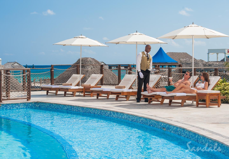 Travel Agency All-Inclusive Resort Sandals Ochi 178