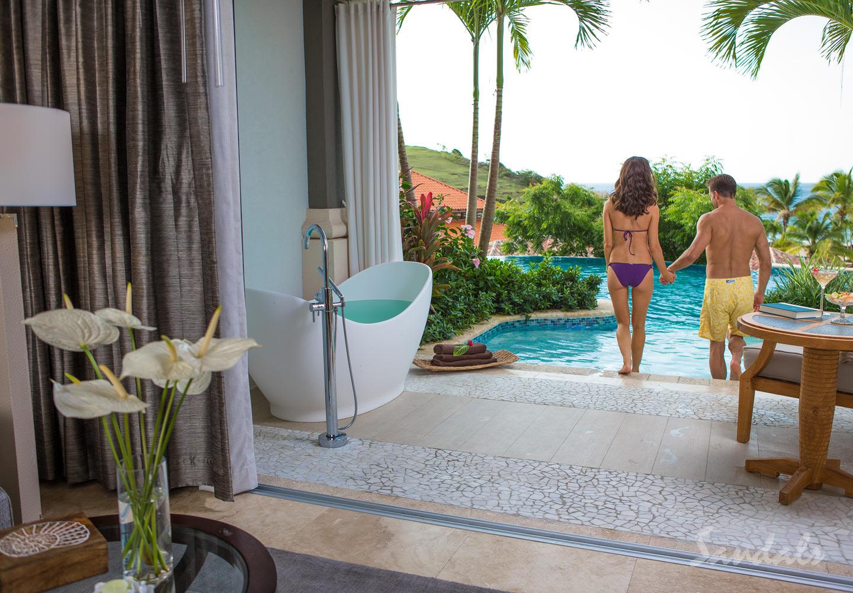 Travel Agency All-Inclusive Resort Sandals La Source Grenada 086
