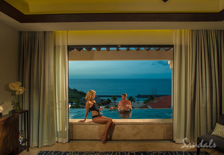 Travel Agency All-Inclusive Resort Sandals La Source Grenada 099