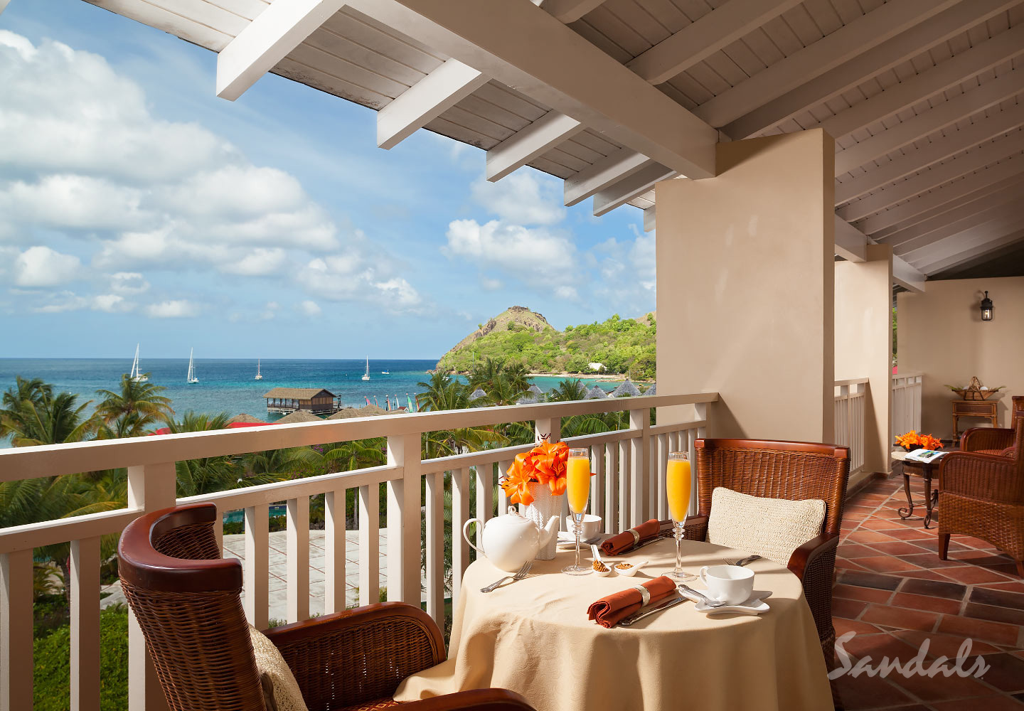 Travel Agency All-Inclusive Resort Sandals Grande St Lucian 38
