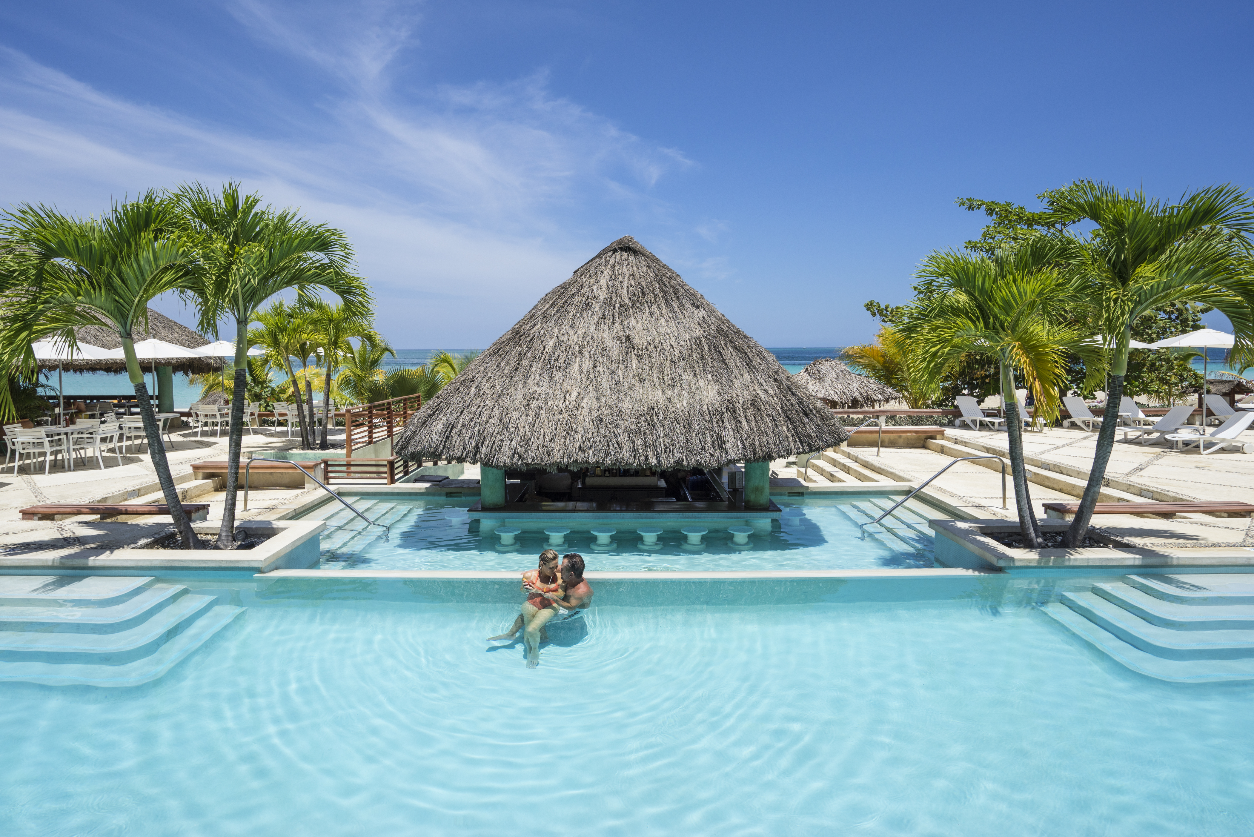Travel Agency All-Inclusive Resort Couples Swept Away 14