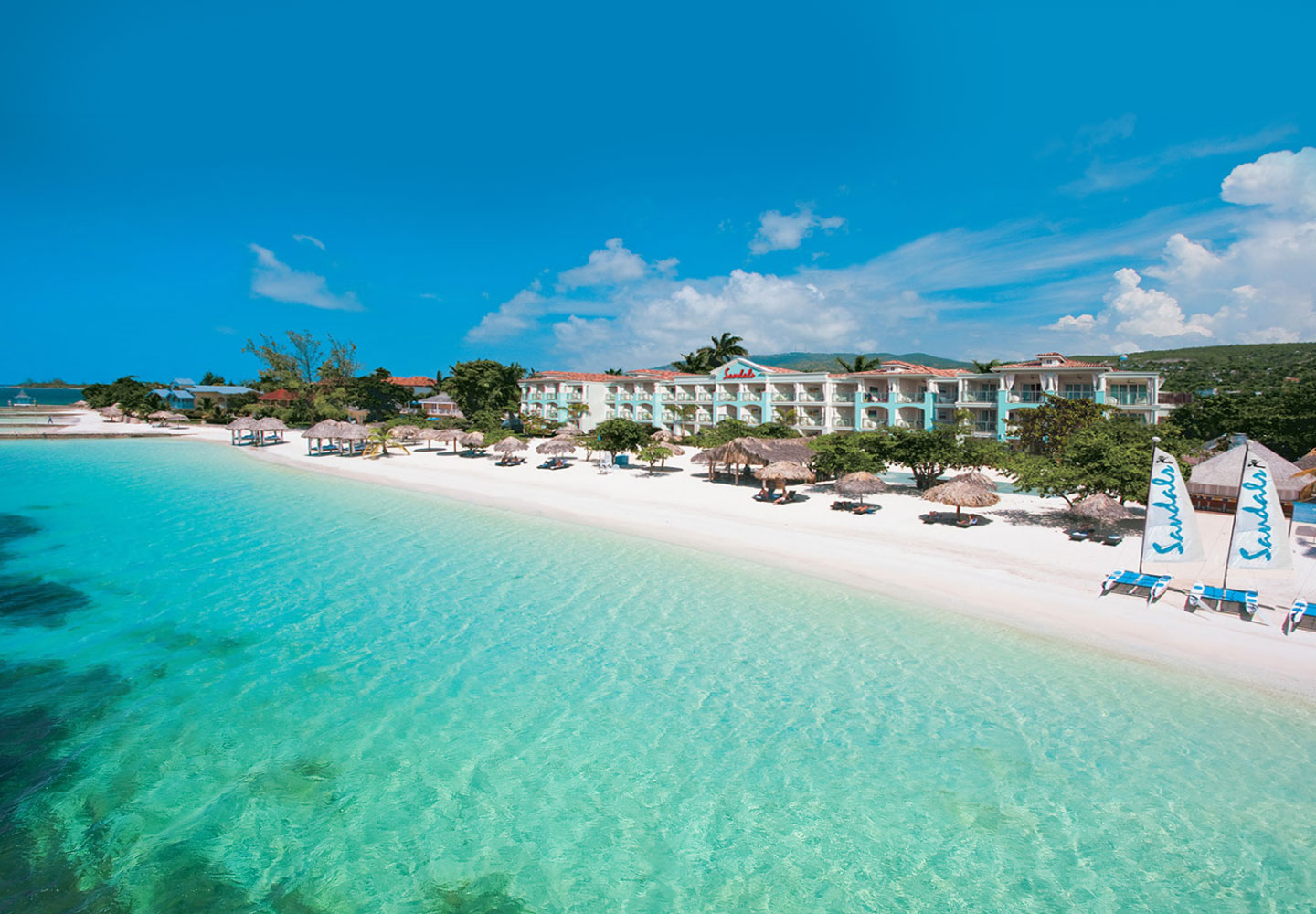 Travel Agency All-Inclusive Resort Sandals Montego Bay 004