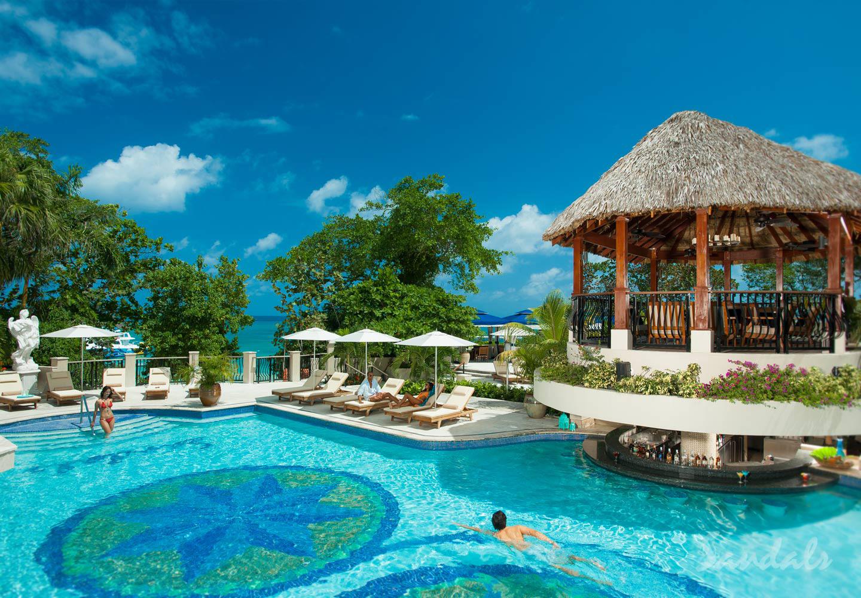 Travel Agency All-Inclusive Resort Sandals Ochi 015