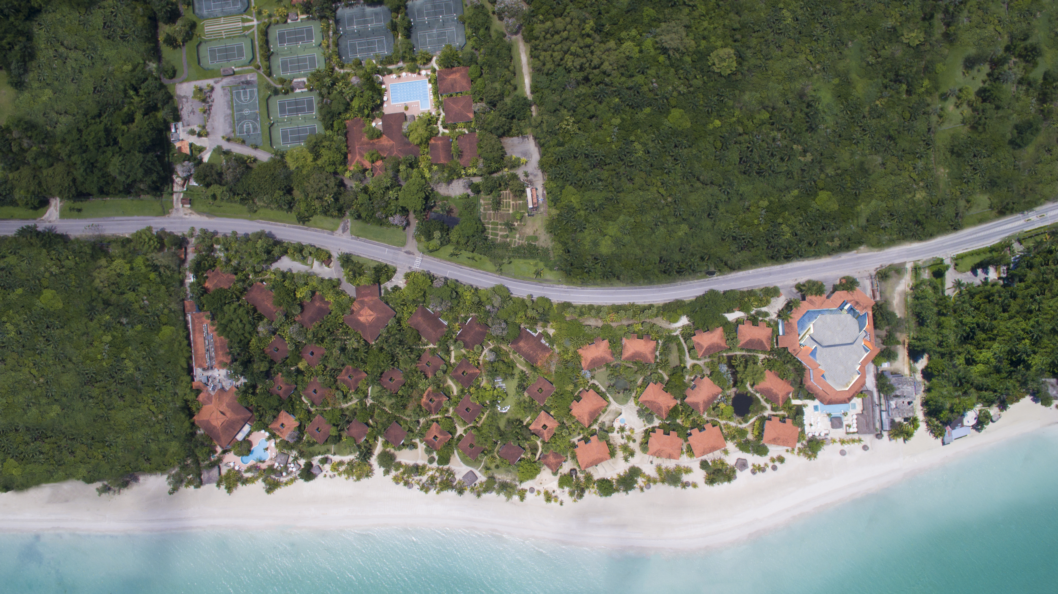 Travel Agency All-Inclusive Resort Couples Swept Away 30