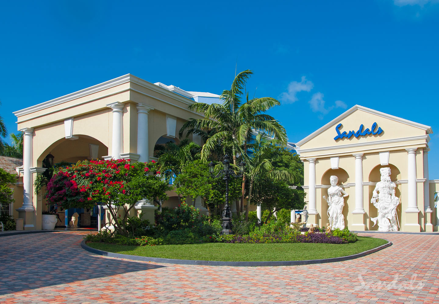 Travel Agency All-Inclusive Resort Sandals Royal Bahamian 004