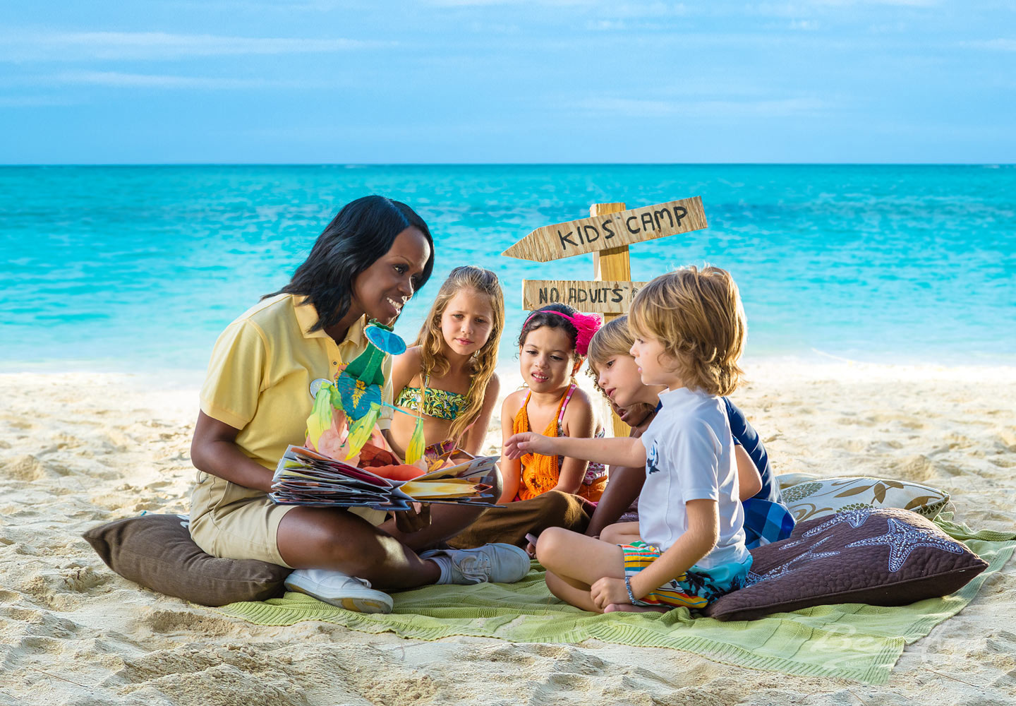 Travel Agency All-Inclusive Resort Beaches Turks and Caicos 119